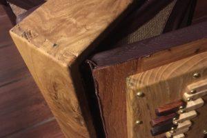 shruti box front